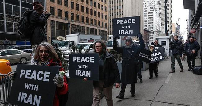 Netanyahu'nun Kongre konuşması protesto edildi