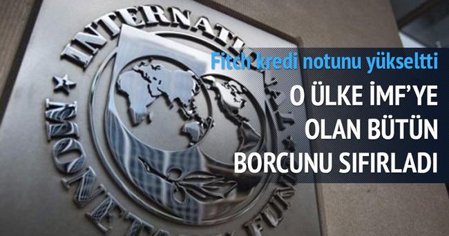 Makedonya'dan IMF'ye erken ödeme