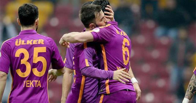 Galatasaray Manisa maçı özeti ve golleri videosu izle (Aslan Tarzan'a acımadı)