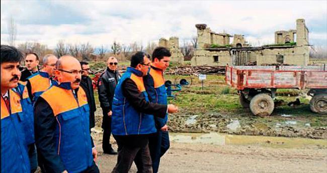 Türkiye'nin ilk deprem köyleri