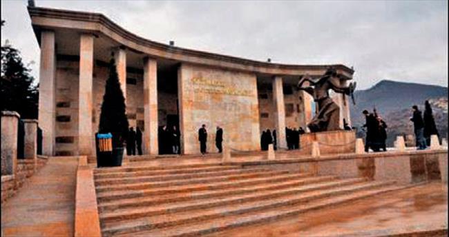 Kızılcahamam'a Hocalı Müzesi ve Anıtpark'ı