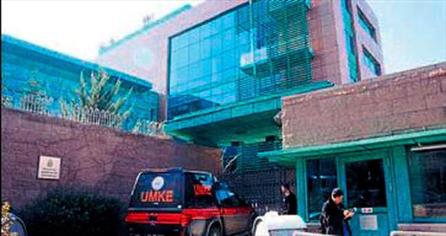 Elçilik binasında şüpheli zarf paniği