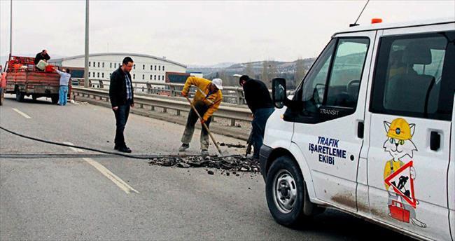 Anadolu Bulvarı 8 Mart'ta açılacak