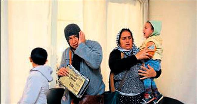 İskenderun'da aile boyu dilencilik