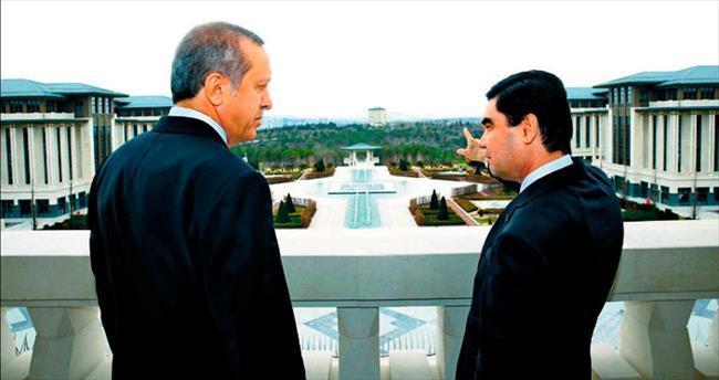 Türkmen gazı Avrupa'ya Türkiye üzerinden taşınacak