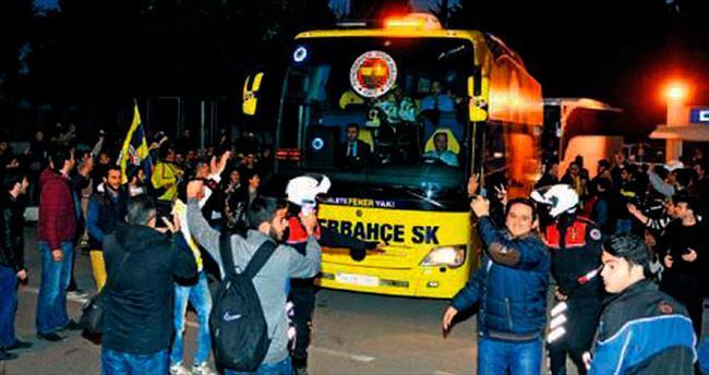 Mersin İY-Fenerbahçe bugün