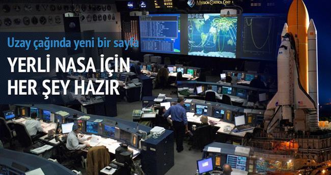 NASA'nın Türkiye versiyonu hazır