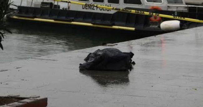 Üsküdar'da denizden kadın cesedi çıktı