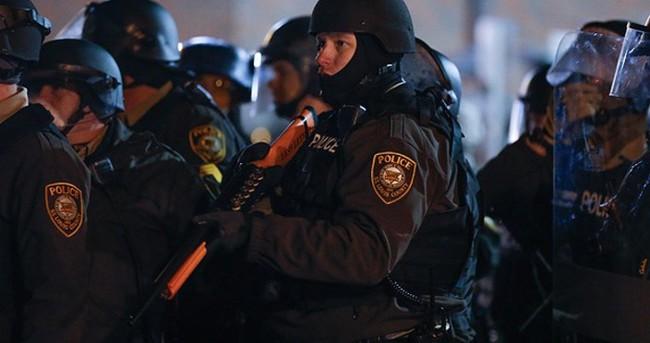 Ferguson polisi rutin şekilde ırkçı!