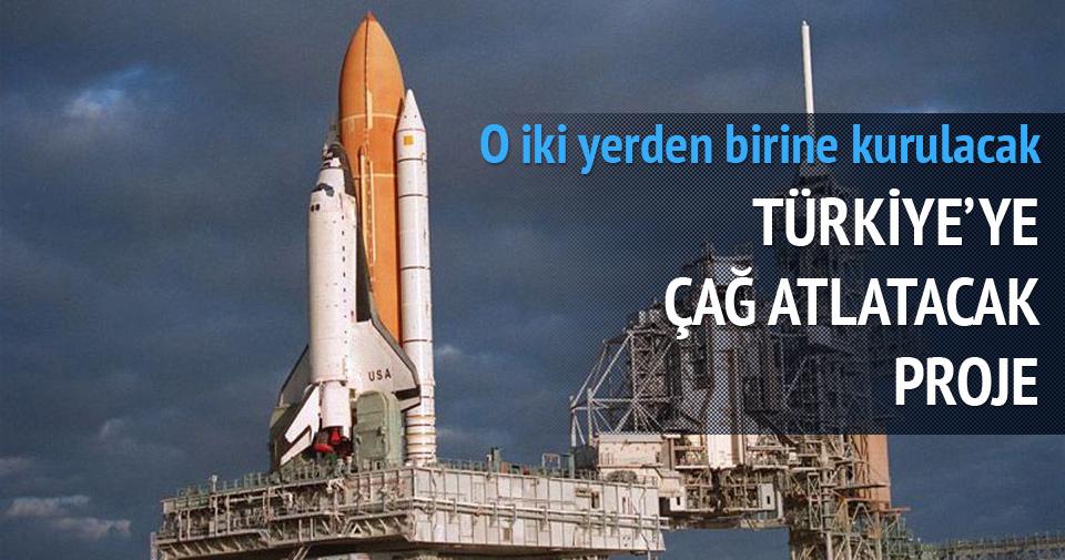 Bakan Elvan: Türkiye'nin NASA'sını kuruyoruz