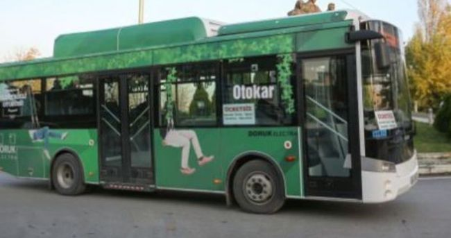 Elektrikli otobüs üretilecek