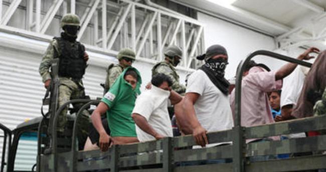 Meksika'da uyuşturucu kartelinin lideri yakalandı