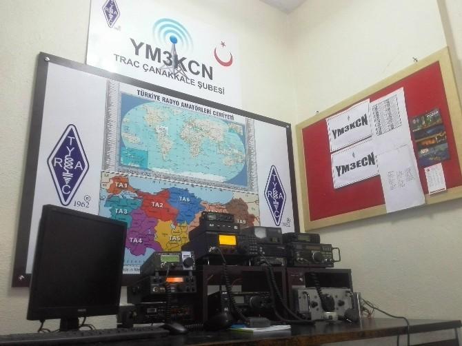 Amatör Telsiz Sınavı Çanakkale'de Yapılacak