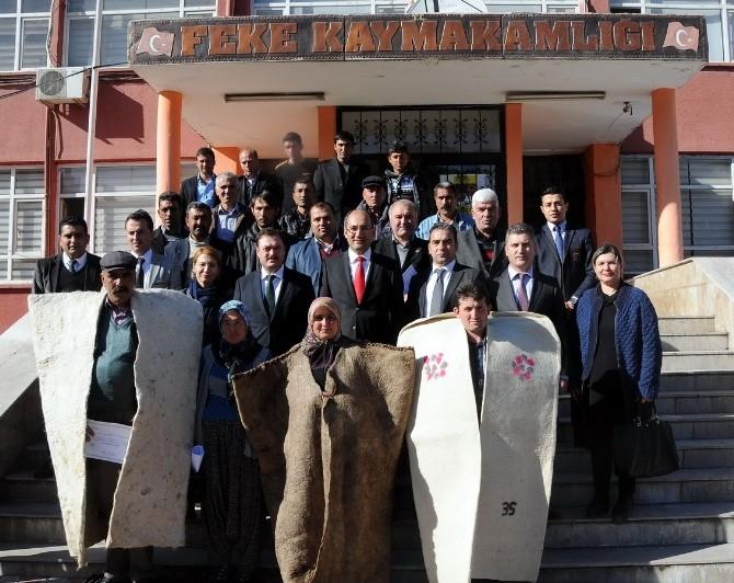 Adana'da 49 Kişiye Sürü Yönetimi Sertifikası
