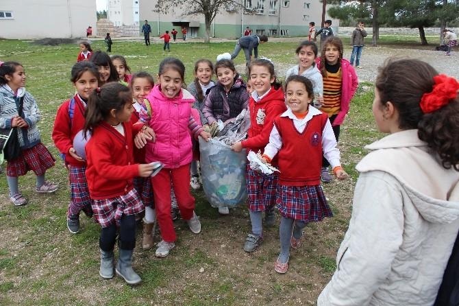 Samsat İlçesinde Çocukların Çevre Duyarlılığı