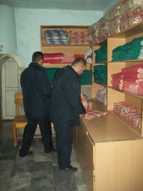 Bolvadin'de Gıda Denetimleir Aralıksız Devam Ediyor