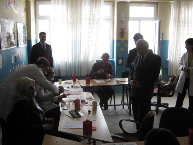 Vali Odabaş Özel İş Eğitim Merkezini Ziyaret Etti