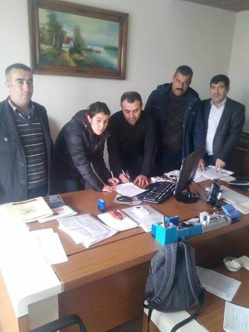 Genel-iş Sendikası İle Büyükşehir Belediyesi Arasında Tis İmzalandı