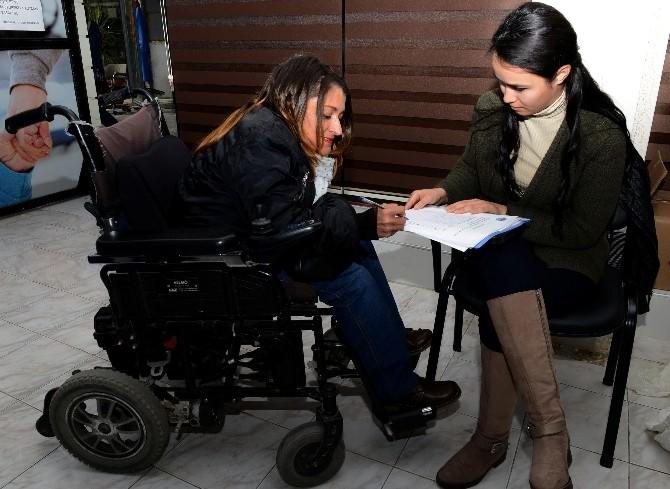 Başkan Kocamaz'dan Engelli Ailelerine Çağrı