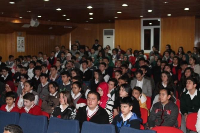 Sungurlu'da Yeşilay Haftası Etkinlikleri