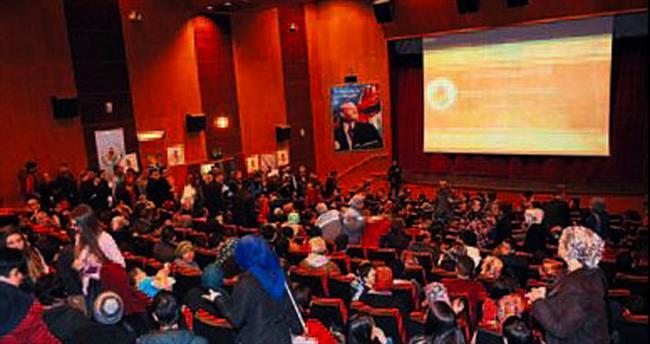 Elmalı'da sinema günleri yapıldı