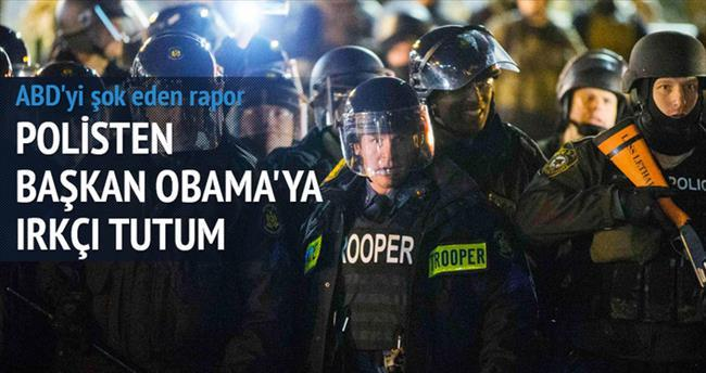 ABD polisinin ırkçılığı sistematik