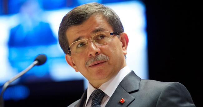Başbakan Davutoğlu ABD'de konuştu