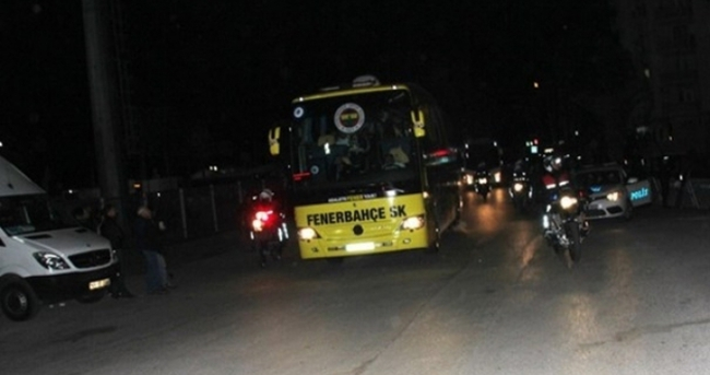 Mersin'den F.Bahçe'ye flaş saldırı