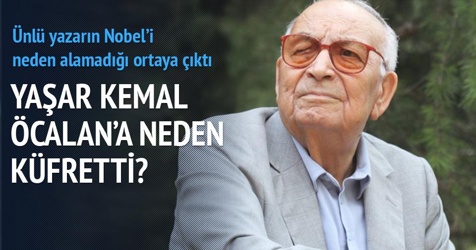 Yaşar Kemal Öcalan'a neden küfretti?