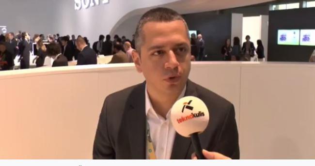 Sony'den Tarık Akad sorularımızı yanıtladı