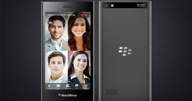 BlackBerry'den Leap sürprizi