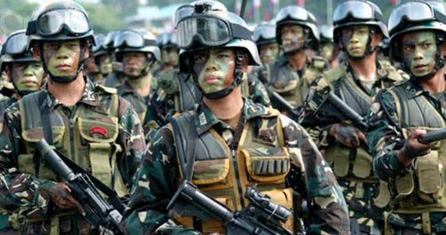 Filipinler'de 36 militan öldürüldü