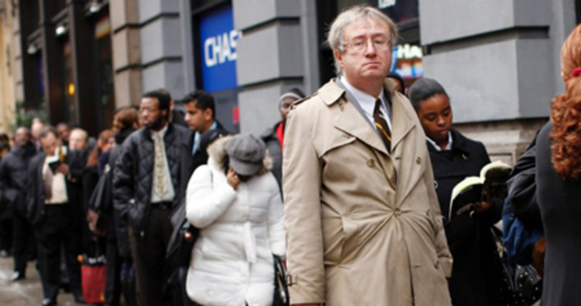 ABD'de işsizlik maaşı başvurusunda rekor