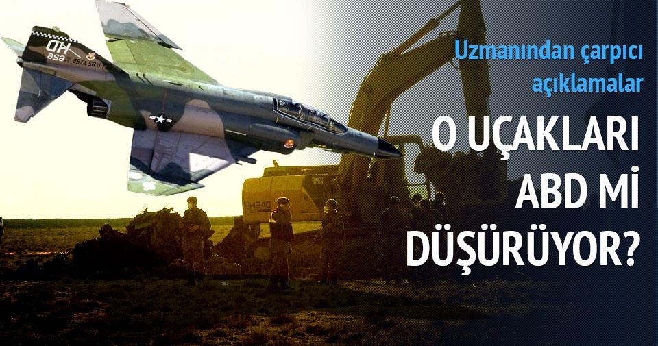 F-4'leri ABD mi düşürüyor?