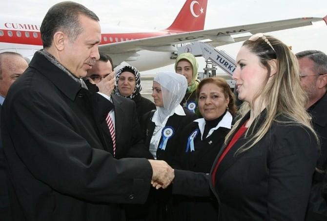 AK Partili Tuncer Konuştu