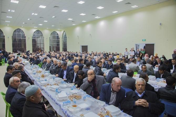AK Partili Kiler'den Veda Yemeği