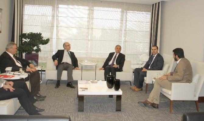 Yahşi: Aosb Adana'ya Değer Katıyor