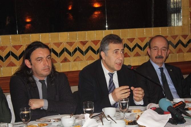 Mimarlar Odası Genel Başkanı Gaziantep'te