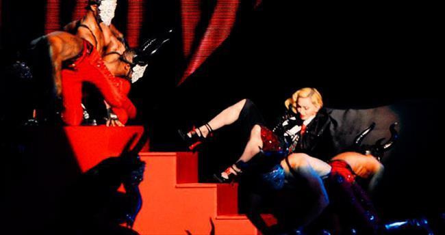 'Madonna çok zor bir kadın'