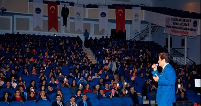 KYK'da Türk müziği rüzgârı