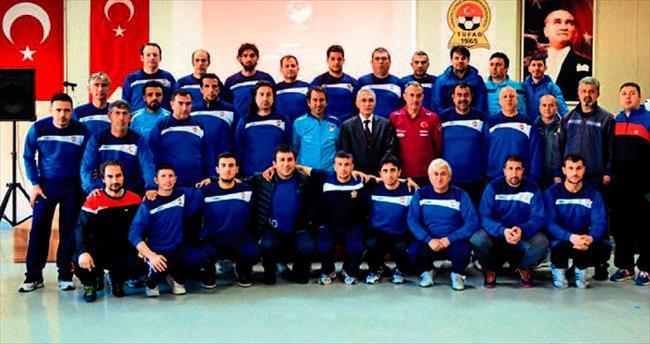 Adana'da (C) Futbol Antrenör Kursu