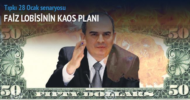 Dolar kuruyla kaos planı sahneleniyor