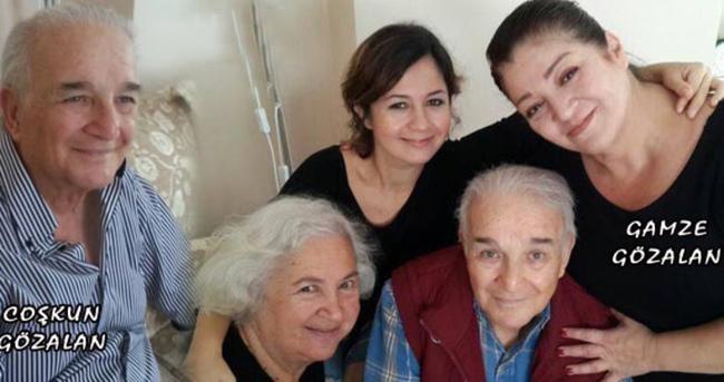 Oyuncu Gamze Gözalan'ın babası Coşkun Gözalan'ı kaybettik