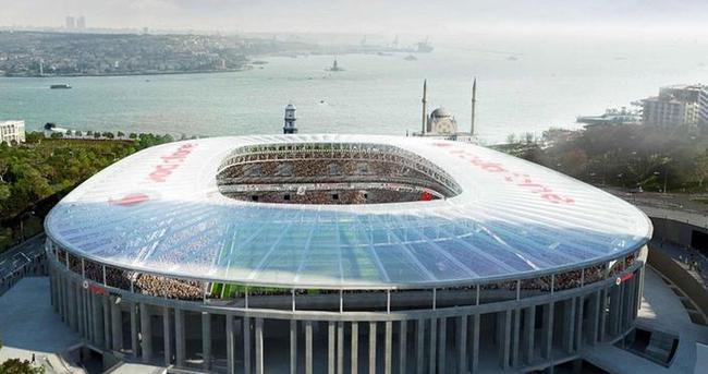Vodafone Arena için son tarih belli oldu