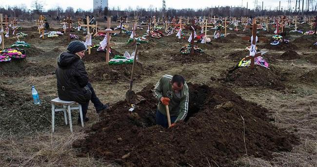 Ukrayna maden kazasından 33 cenaze çıkarıldı