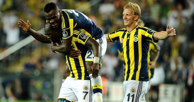 Fenerbahçe'nin suskun golcüleri derbiyi bekliyor