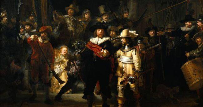 Son arzusu Rembrandt oldu