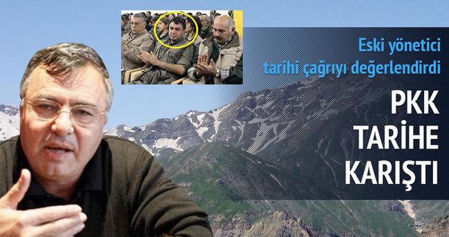 PKK tarihe karıştı