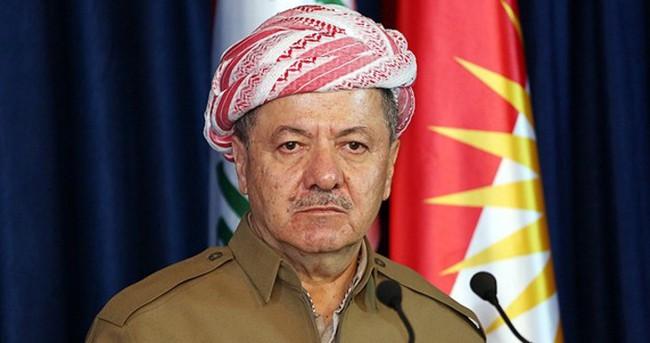 Mesut Barzani'den Kobani çağrısı