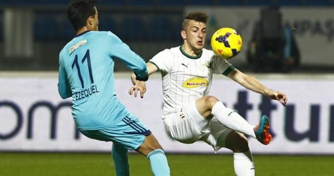 Kasımpaşa Akhisar Belediyespor maçı özeti ve golleri (Akigo pes etmedi)